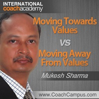 Power Tool: Moving-Towards Values vs. Moving-Away From Values