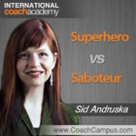Sid Andruska Power Tool Superhero vs Saboteur