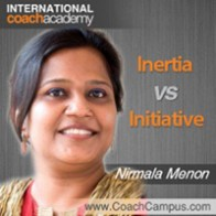 Nirmala Menon Power Tool Inertia vs Initiative