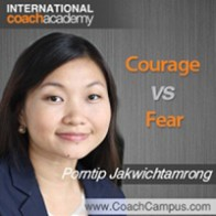 Porntip Jakwichtamrong Power Tool Courage vs Fear
