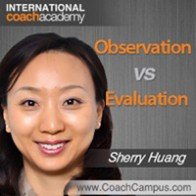 Sherry Huang Power Tool Observation vs Evaluation
