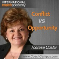 Theresa Custer Power Tool Conflict vs Opportunity