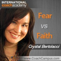 Crystal Bertolacci Power Tool Fear vs Faith
