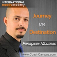 Panagiotis Ntouskas Power Tool Journey vs Destination