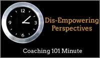 Dis-Empowering Perspectives