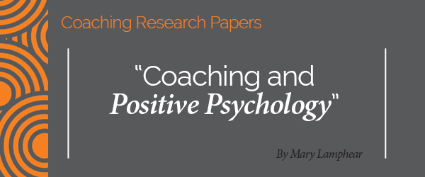 positive thinking research paper Research confirms that positive thinking re clear explains why positive thinking is important and each participant was handed a piece of paper with 20.