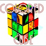 Coaching Model: Colored Cube