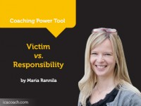 Power Tool: Victim vs. Responsibility