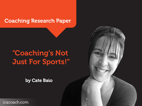 research paper on sports training