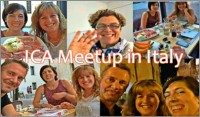 ICA Meetup in Italy