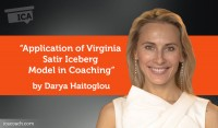 Research Paper: Application of Virginia Satir Iceberg Model in Coaching
