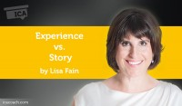 Power tool: Experience vs. Story