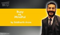 Power Tool: Busy vs. Mindful