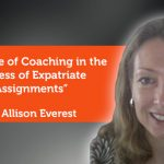Research Paper: The Role of Coaching in the Success of Expatriate Assignments