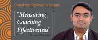 Research Paper: Measuring Coaching Effectiveness