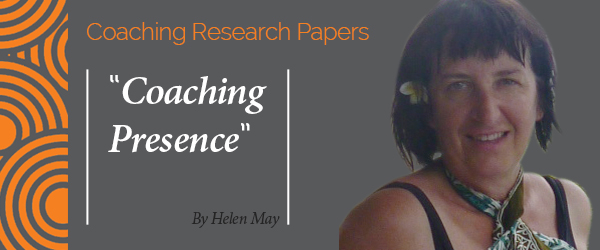 research effective life coaching paper The present paper intends to focus on determining the key factors of an efficient coaching program this type of program usually implies several parties, and each, on its own, influences the final effectiveness of the program.