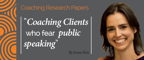 fear of public speaking research paper  brilliant public speaking paper chulynda castillo bcom/275 january 7, 2015 kay sears brilliant public speaking paper glossophobia, also know as the fear of public speaking, is the top rated fear in the united states according to brandon gail.