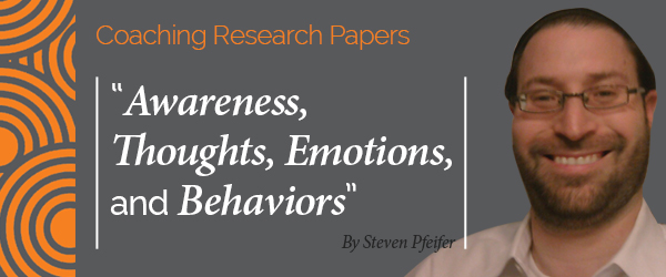 emotions research paper The role and importance of emotional intelligence in knowledge management part of this paper complexity of our emotional mind his research.