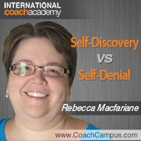 Power Tool: Self-Discovery vs. Self-Denial