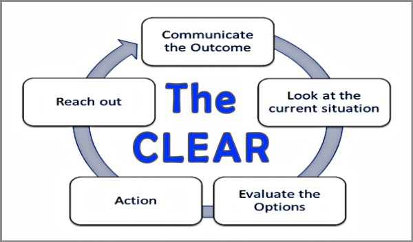 coaching model  the clear