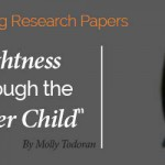 Research Paper:  Lightness Through the Inner Child
