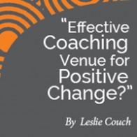 Research Paper: Coaching Retreats – Effective Coaching Venue for Positive Change
