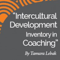 Research Paper Using the Intercultural Development Inventory in Coaching