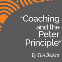 what is the peter principle thesis Example thesis statement: lawrence j peter and raymond hull's essay the peter principle argues that every employee will eventually be promoted to a level in which he or she proves incompetent to fulfill the job function.