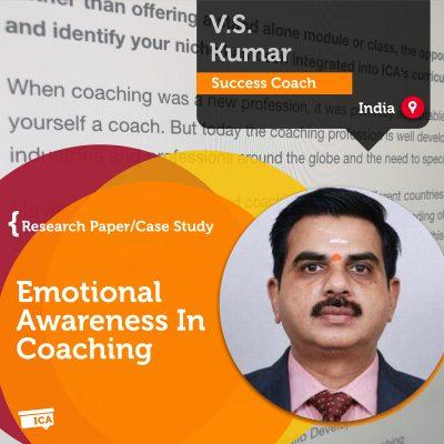 Emotional Awareness In Coaching V.S.Kumar_Coaching_Research_Paper