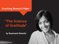 Research Paper: The Science of Gratitude