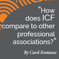 Research Paper: How Does the ICF Credentialing Process Compare to that of Other Professional Associations?