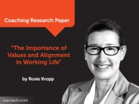 Research Paper: The Importance of Values and Alignment in Working Life
