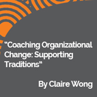 Research Paper: Coaching Organizational Change: Supporting Transitions