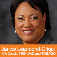 Interview with  Janice Learmond-Criqui – Life Coach