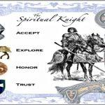 Coaching Model: The Spiritual Knight