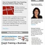 CoachExpress Newsletter May 2013