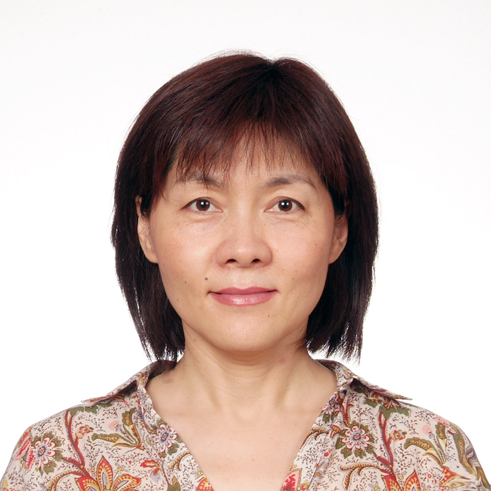 Chinese Coach Trainer Qi Chen