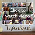 Giving Thanks – Around the World