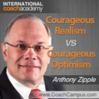 Anthony Zipple Power Tool Courageous Realism vs Courageous Optimism