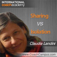 Claudia Landini Power Tool Sharing vs Isolation