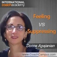 Donna Agajanian Power Tool Feeling vs Suppressing