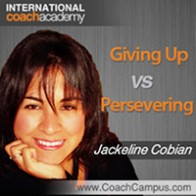 Jackeline Cobian Power Tool Giving Up vs Persevering
