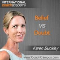 Karen Buckley Power Tool Belief vs Doubt