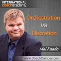 Mel Kaario Power Tool Orchestration vs Discretion