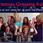 Merry XMAS from our Diverse, Multi-cultural Team at ICA