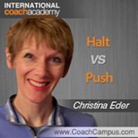 Christina Eder Power Tool Halt vs Push