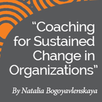 Research Paper: Coaching for Sustained Change in Organizations