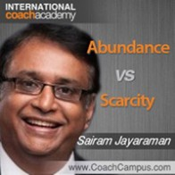 Sairam Jayaraman Power Tool Abundance vs Scarcity