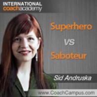 Sid Andruska Power Tool Superhero vs Saboteur