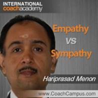Hariprasad Menon Power Tool Sympathy vs Empathy